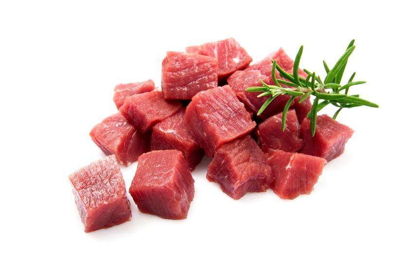 Fleischwürfel
