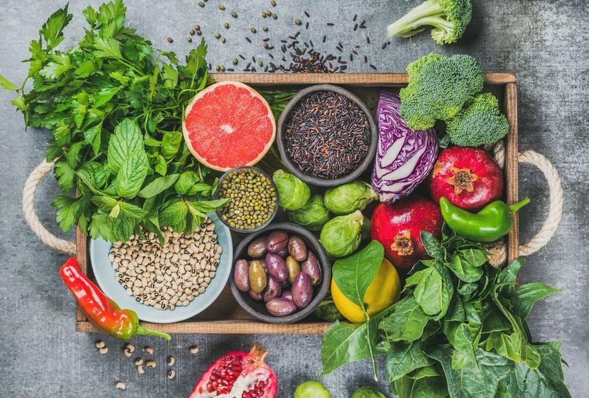 Frischprodukte Gemüse, Früchte & Körner
