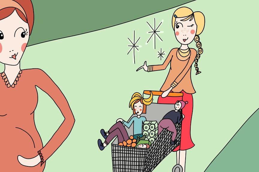 Schwangerschaftskolumne Woche 22  Elternclan