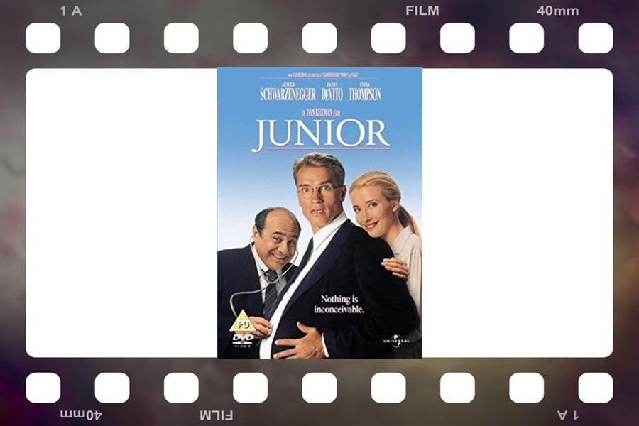 Filmplakat Junior