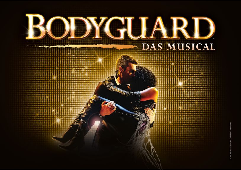 Bodyguard KeyVisual quer