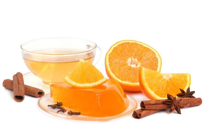 Orangen Zimt Sternanis Entspannung