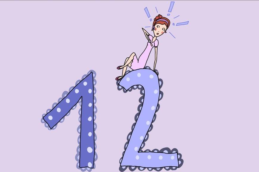 Schwangerschaftskolumne Woche 12