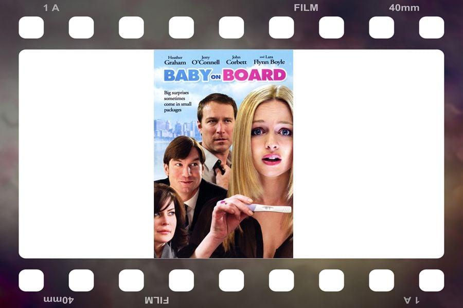 Filmplakat Baby on Board