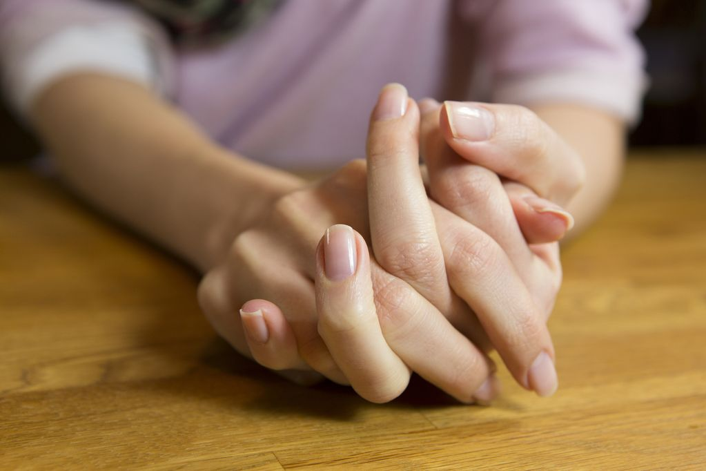 Frauenhände