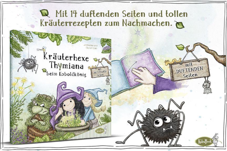 Werbebild Thymiana Swissmom