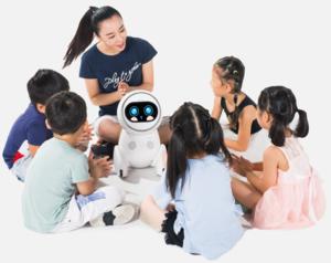 Roboter Keeko