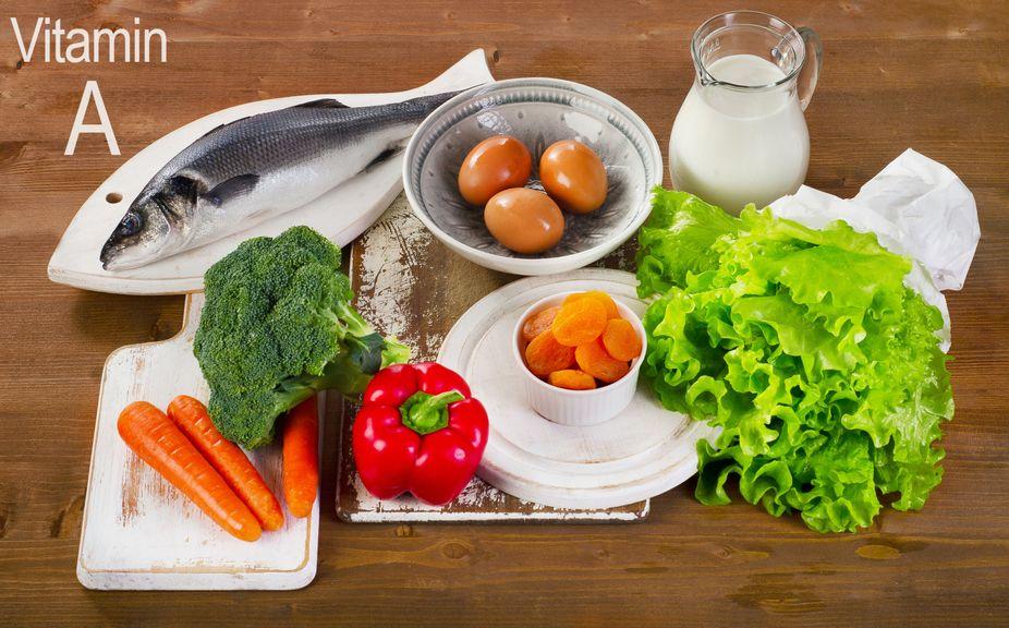 Ernährung in der Schwangerschaft: Vitamin A,Vitamin A