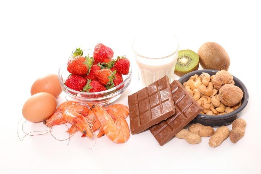 Allergieauslösende Nahrungsmittel