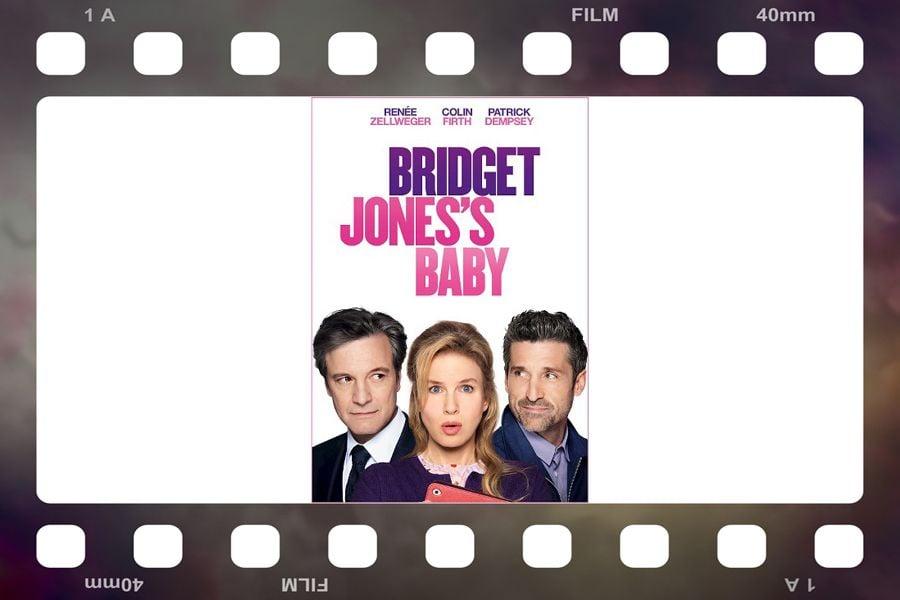 Filmplakat Bridget Jones Baby