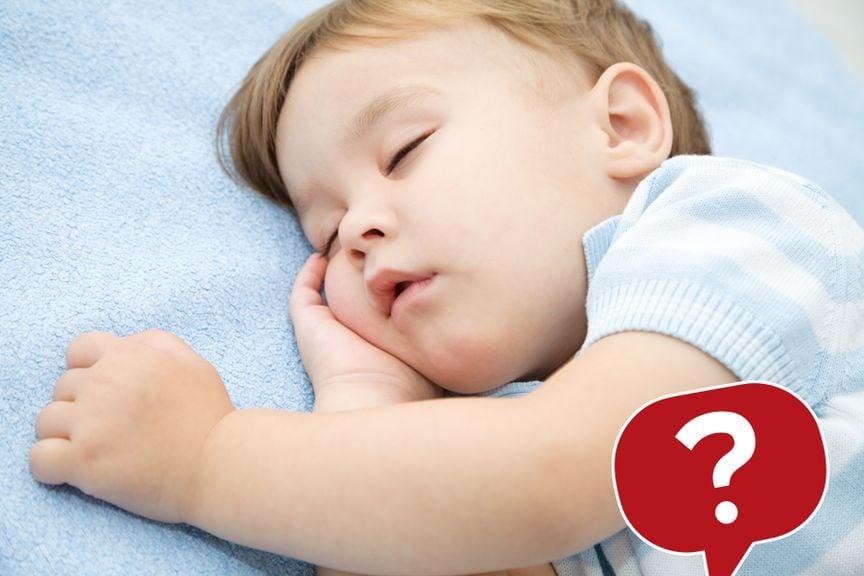 Quiz rund ums Schlafen mit Icon