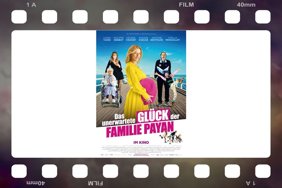 Filmplakat Familie Payan