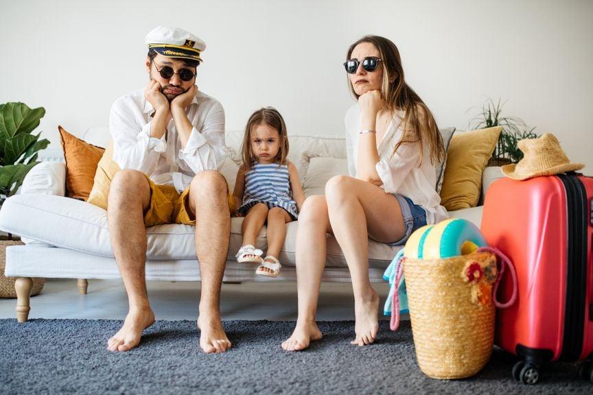 Familie muss Ferien absagen