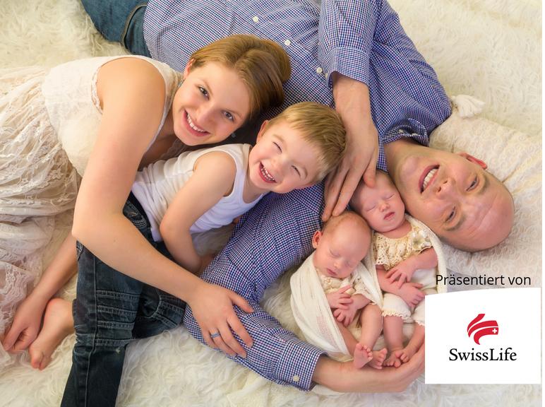 Versicherung Familien