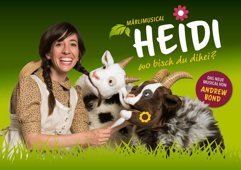 Verlosung Maerlimusical Heidi