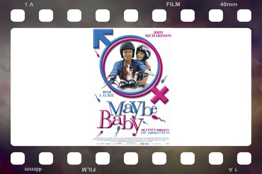 Filmplakat Maybe Baby