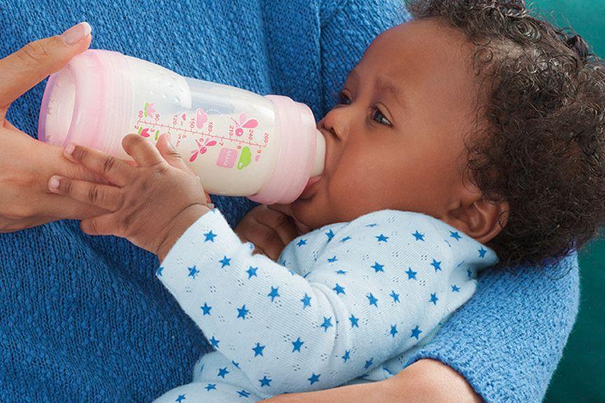 Die Trinkflaschen von MAM