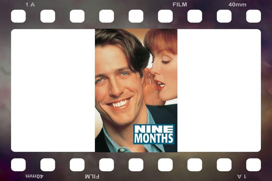 Filmplakat Nine Months