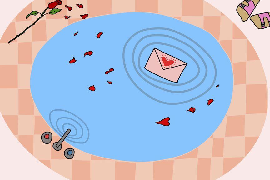 Schwangerschaftskolumne Woche 29 Badewanne