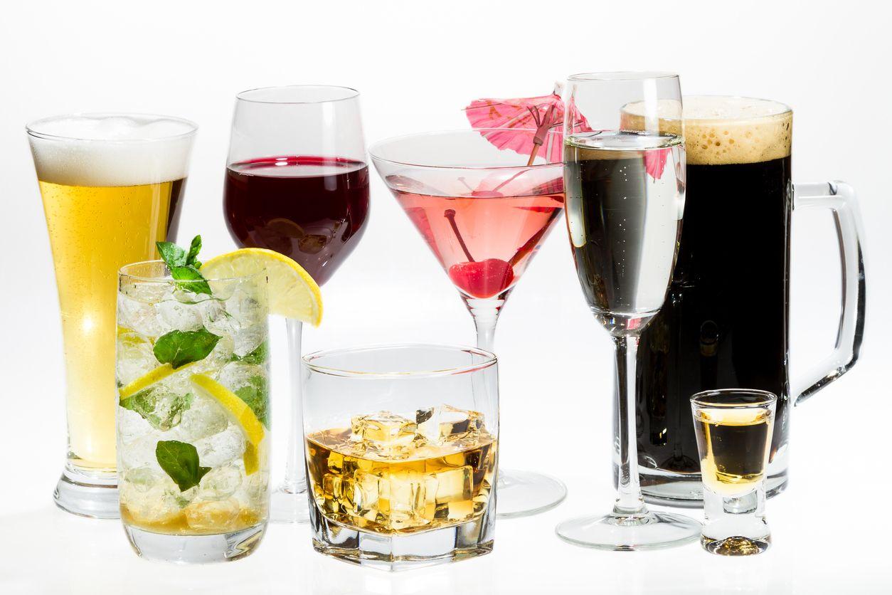 Akoholische Getränke