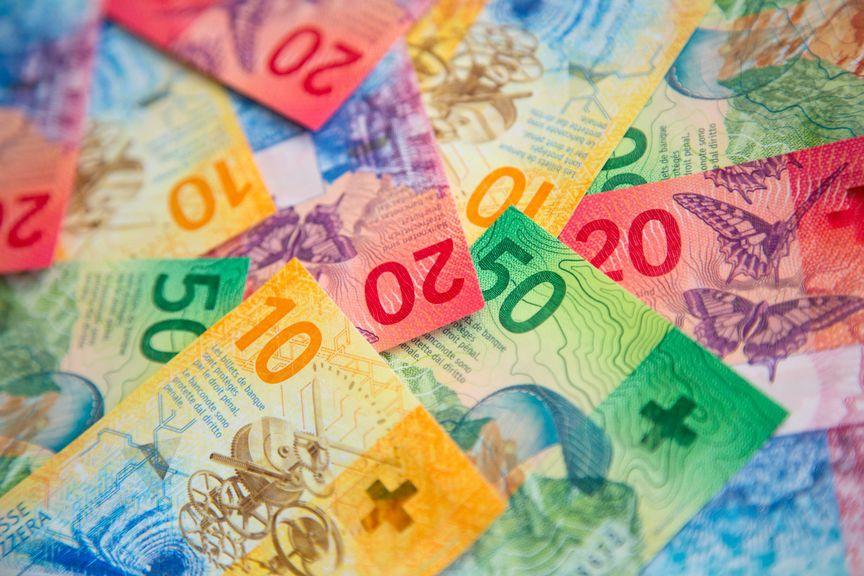 Schweizer Franken neu