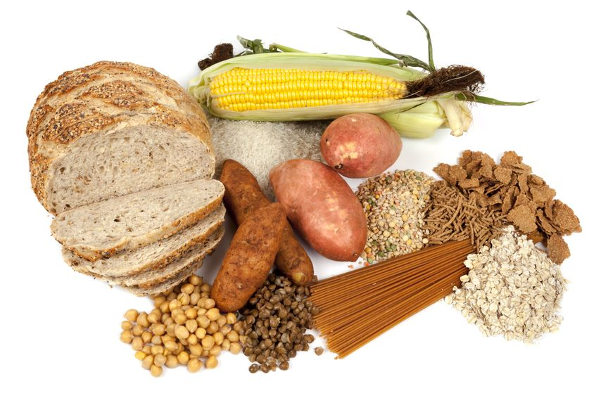 Kohlenhydrate in Lebensmitteln