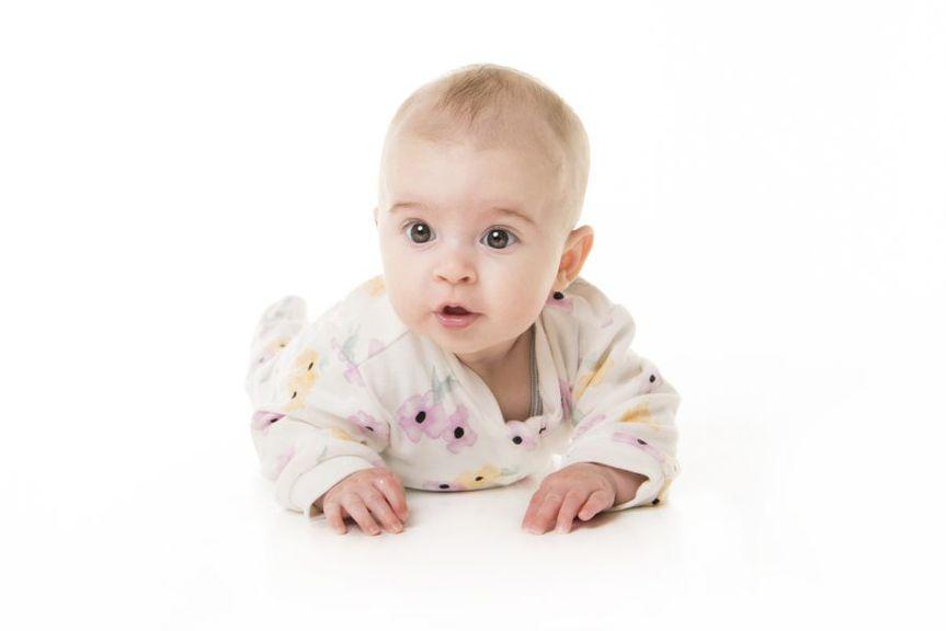 Baby Bauchlage