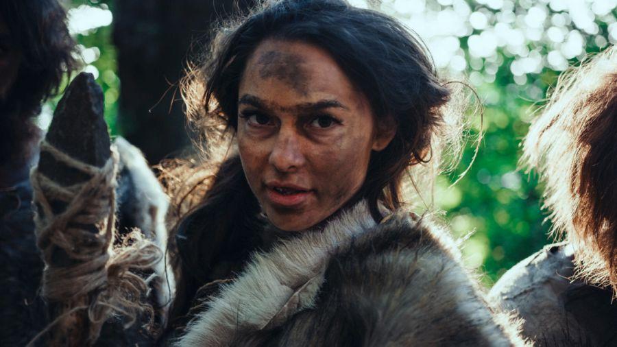 Neandertalerfrau