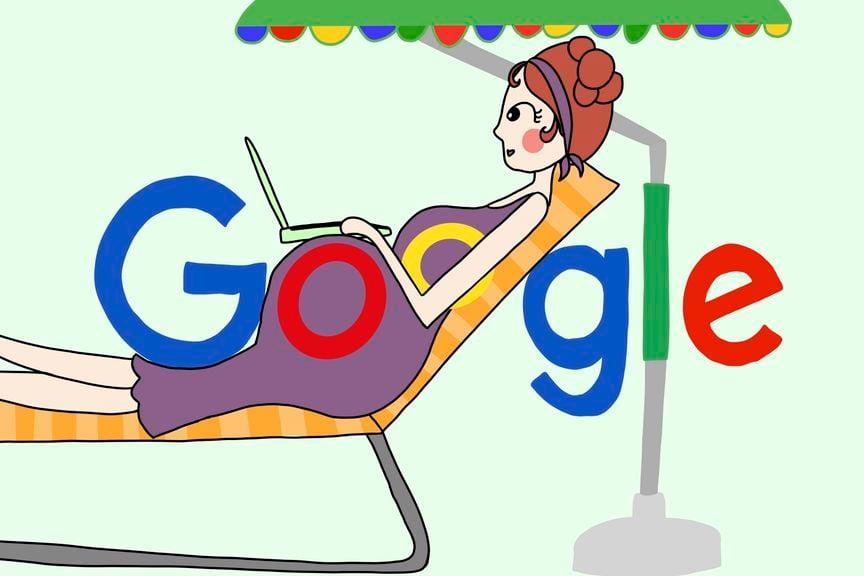Schwangerschaftskolumne Woche 30 Google