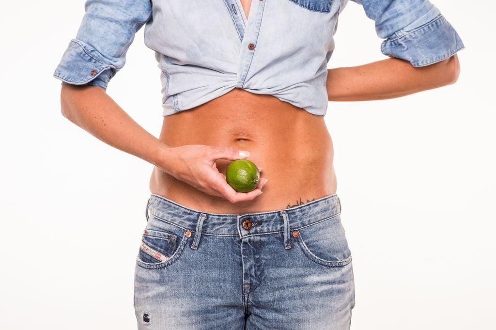 Babybauch 8 Fruechte Lime