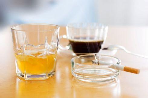 Kaffee Zigaretten Alkohol