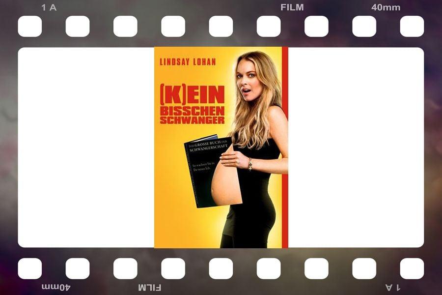 Filmplakat Kein bisschen schwanger