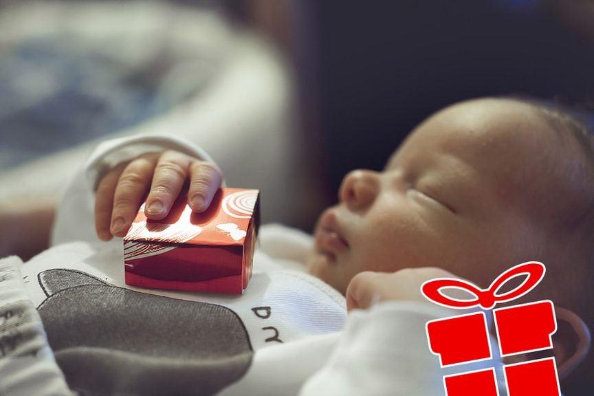 Geschenk Idee Geburt Icon